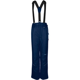 TROLLKIDS Holmenkollen Pantalon de ski Slim Fit Enfant, bleu